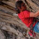 Checklist escalada deportiva roca destacada