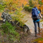 Checklist trekking con camping destacada