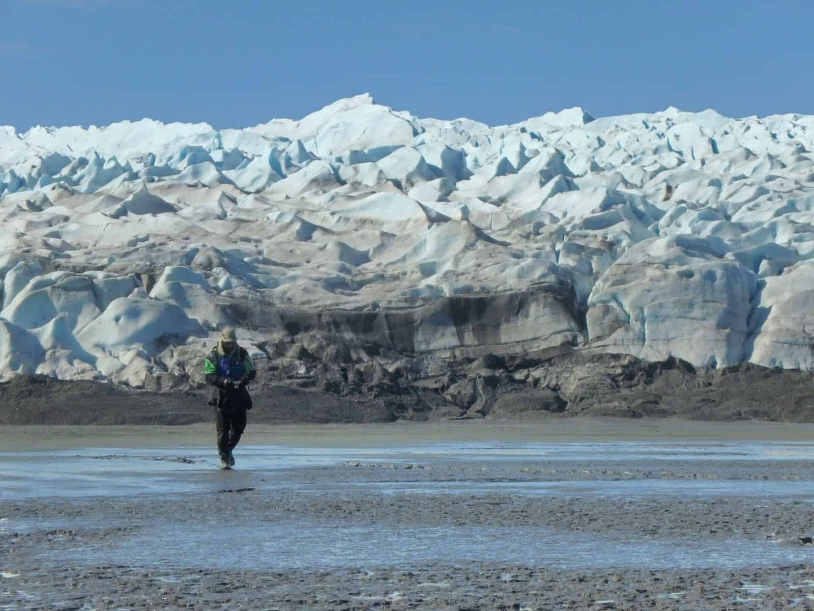 Kayak Glaciar Trinidad 2