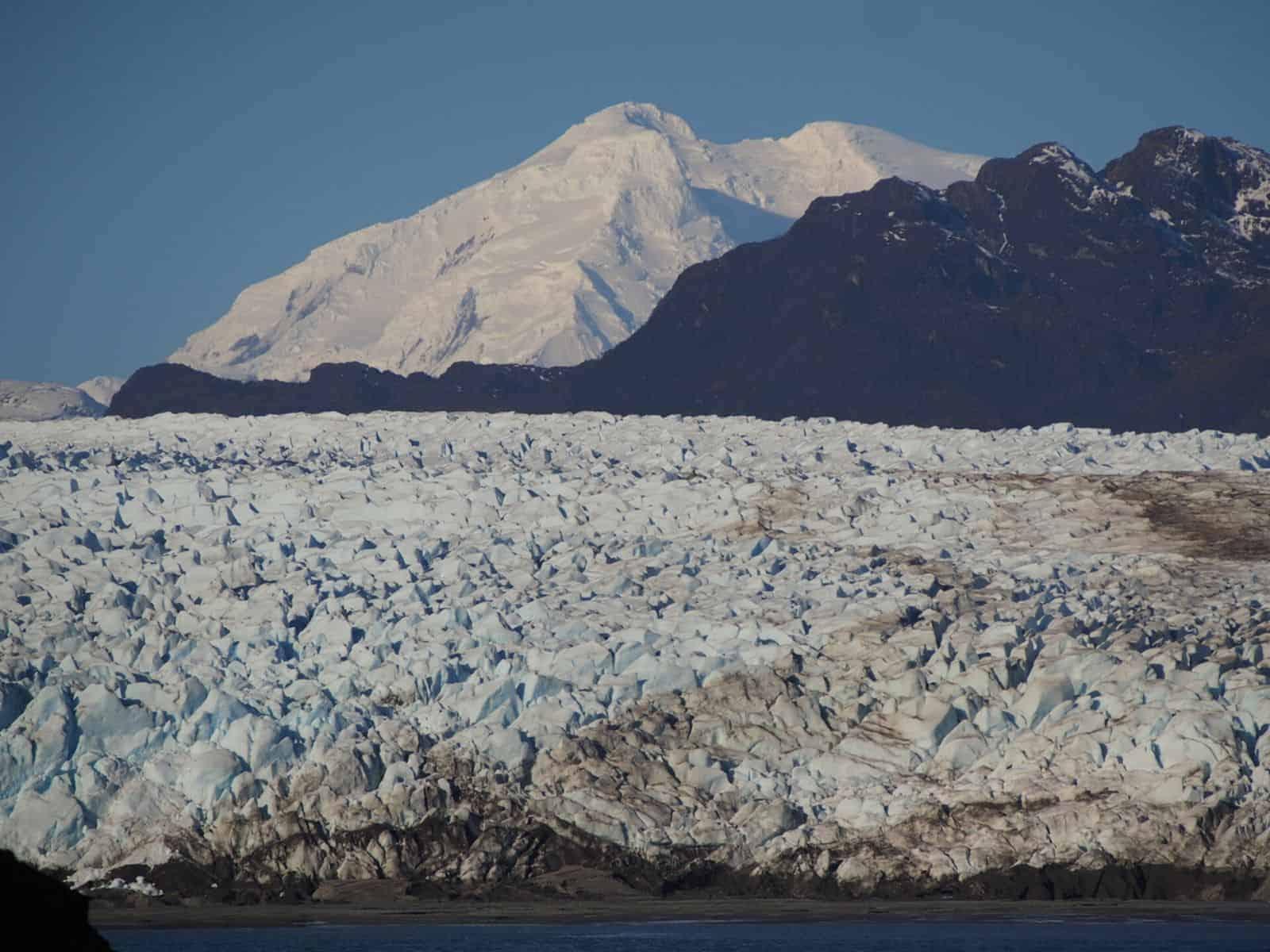 Kayak Glaciar Trinidad 3