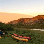 Kayak y camping una aventura destacada